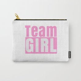 team girl Carry-All Pouch