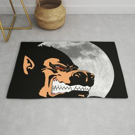 Night Monkey Rug