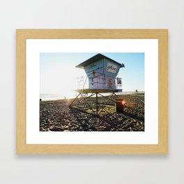"""""""home"""" Framed Art Print"""
