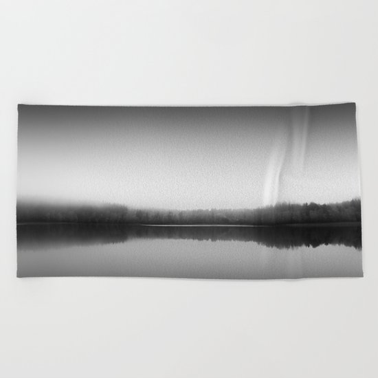 Echoes Beach Towel