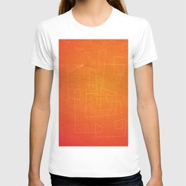 The Dance of the Midge on a Hot Summer Night T-shirt