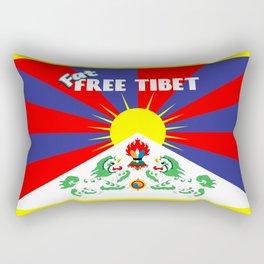 Fat-Free Tibet Rectangular Pillow