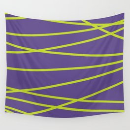 Violet Funk Wall Tapestry