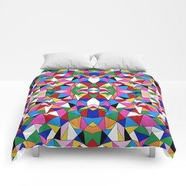 Kaleidoscope II Comforters