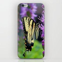 Swallowtail Summer iPhone Skin