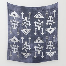 Chilean Tribal Wall Tapestry
