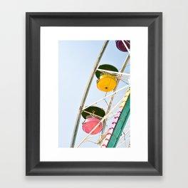 Carefree Summer of Love Framed Art Print