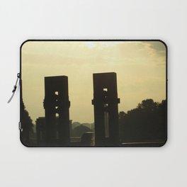 Sunset Memorial Laptop Sleeve