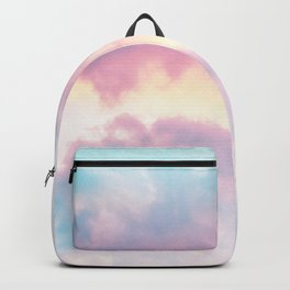 Unicorn Pastel Clouds #2 #decor #art #society6 Backpack