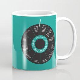 Wheel o' Writing Exercises Coffee Mug