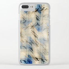 Bain Quintal Clear iPhone Case
