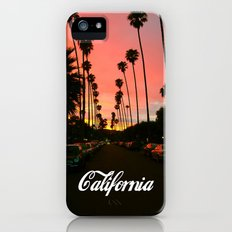 California Slim Case iPhone (5, 5s)