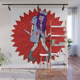 Bloody Mary Wall Mural