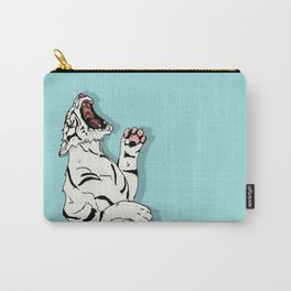 Tigre Blanc Carry-All Pouch