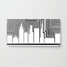 Urbem Metal Print