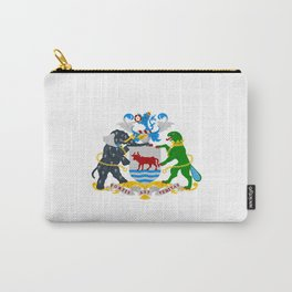 flag of Oxford Carry-All Pouch