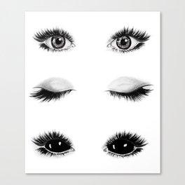Inner Demons Canvas Print