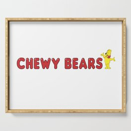 Chewy Bears Serving Tray