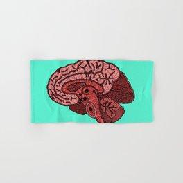 Brain Map Hand & Bath Towel