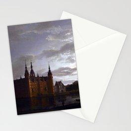Johan Christian Claussen Dahl Frederiksborg Castle Stationery Cards