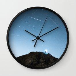 Skywatcher Wall Clock