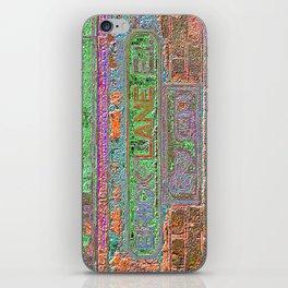 Brick Lane 3 B iPhone Skin