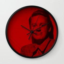 Van Johnson - Celebrity (Photographic Art) Wall Clock