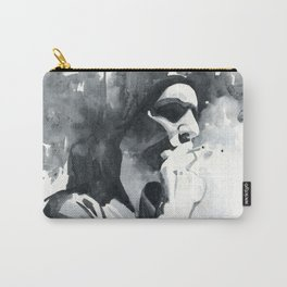 brian molko (smoking) Carry-All Pouch