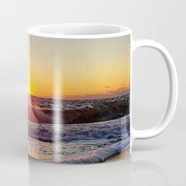 Off-Season Sunset Coffee Mug