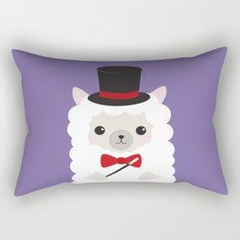 Alpaca - Magician Rectangular Pillow