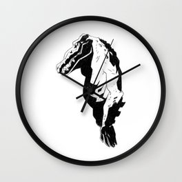 Sobek Wall Clock