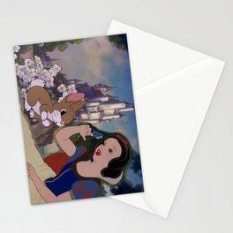Disney Snow White Stationery Cards