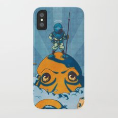 Holy Diver iPhone X Slim Case
