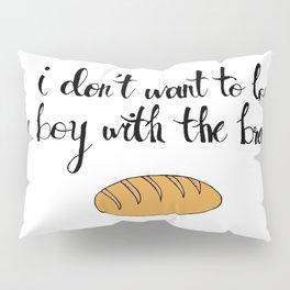 Peeta The Bread Boy Pillow Sham