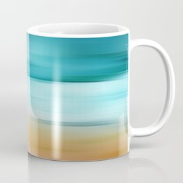 Abstract Seascape 2 Coffee Mug