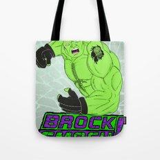 Brock Smash! Tote Bag