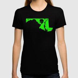 UFO Experience Investigator UFO Maryland T-shirt