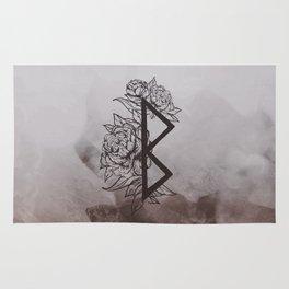 Growth Rune Rug