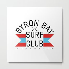 Byron Bay Metal Print