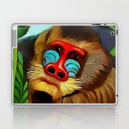 "Henri Rousseau ""Mandrill in the Jungle"", 1909 Laptop & iPad Skin"
