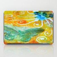 faith iPad Cases featuring Faith  by kathleentennant