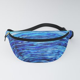 Water Whispers Fanny Pack