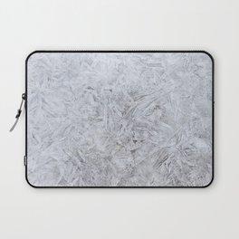 Whitewash wood texture OSB Laptop Sleeve