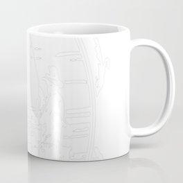 99 Problems – Fishin' Solves All Of Em Coffee Mug