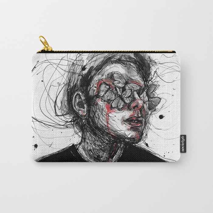 Deep wounds Carry-All Pouch