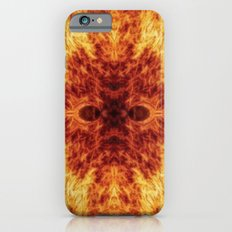 Faces in Flames iPhone 6s Slim Case
