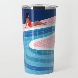 Pool ladies Travel Mug
