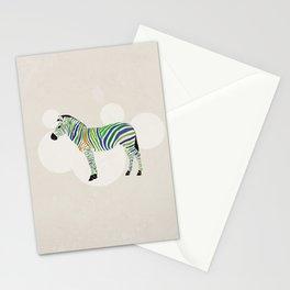 ZEBRA Stationery Cards