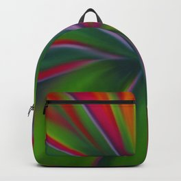 Hot Air Balloon Graphic Design Backpack