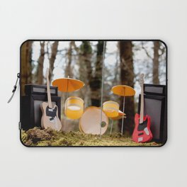 If a band plays in the forest ...... Laptop Sleeve